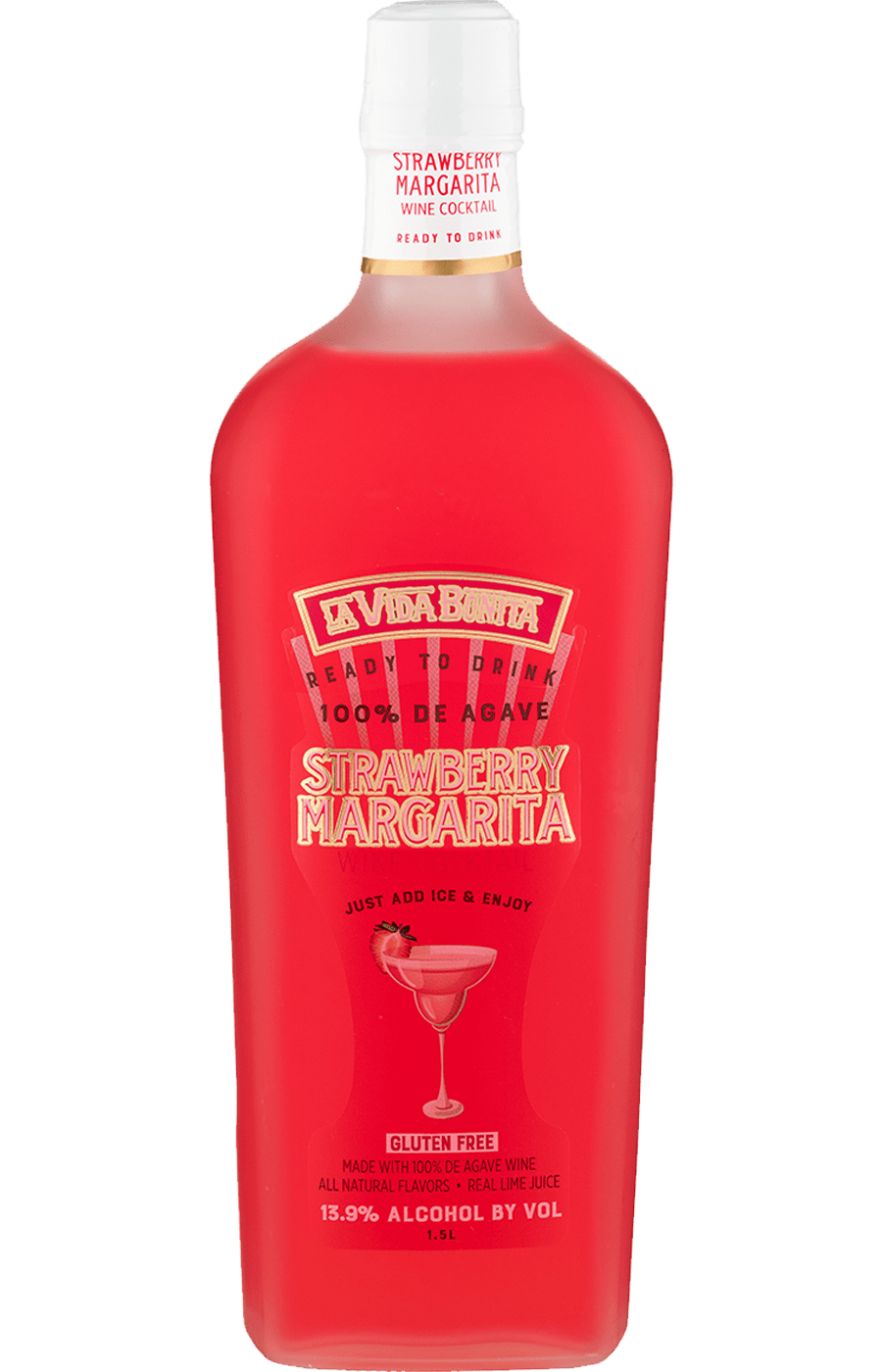 La Vida Bonita Strawberry Margarita Mpl Brands