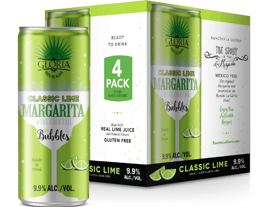 rancho la gloria lime cans