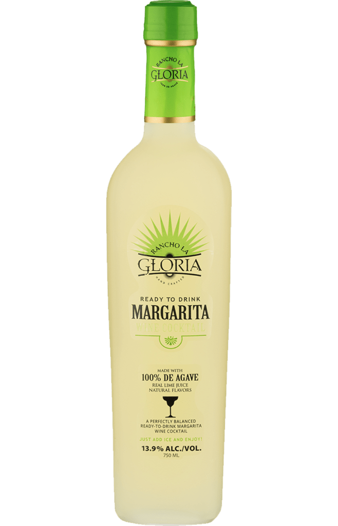 rancho la gloria margarita 750ml